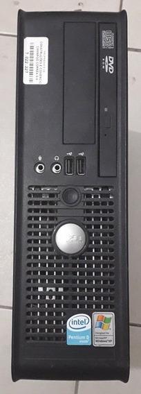 Computador Dell 745 Para Escritório Ou Comércio