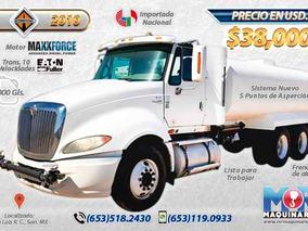 Pipa De Agua 4000gls, Camion International 2010, Cisterna