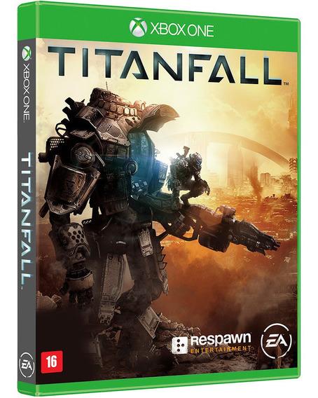 Jogo Titanfall - Xbox One Mídia Física Lacrado