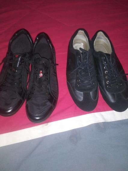 Zapatos Usados Prada.y La Coste
