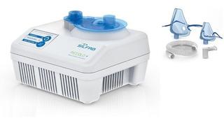 Nebulizador Ultrasonico Piccolo + Silfab N64 Silencioso