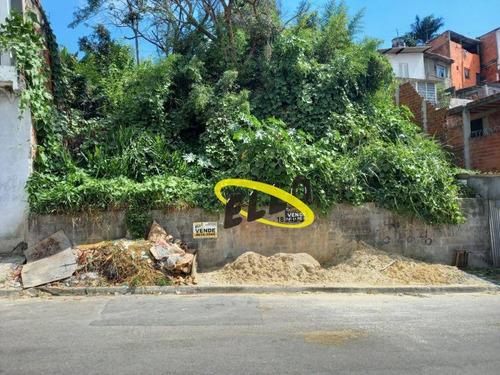 Imagem 1 de 9 de Terreno À Venda, 316 M² Por R$ 169.000,00 - Recanto Arco Verde - Cotia/sp - Te0446