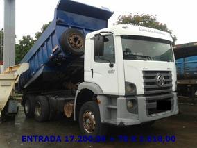 Vw 31320 Basculante 2012