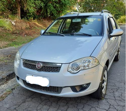 Fiat Palio Weekend 2013 1.4 Attractive Flex 5p