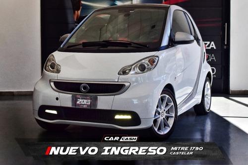 Smart Fortwo 1.0 Passion 84cv 2013 Car Cash