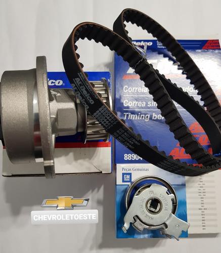 Kit Distribucion Chevrolet Meriva Corsa2 Spin Cobalt Origina