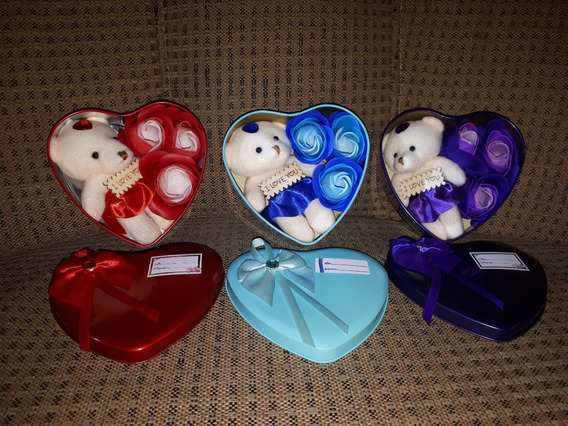 Ursinho De Pelúcia No Coração Perfumado