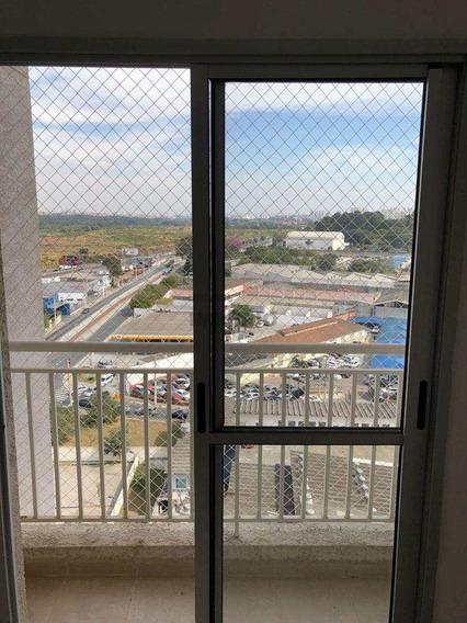 Apartamento Com 2 Dorms, Vila Miriam, Guarulhos, 54m² - Codigo: 3009 - A3009
