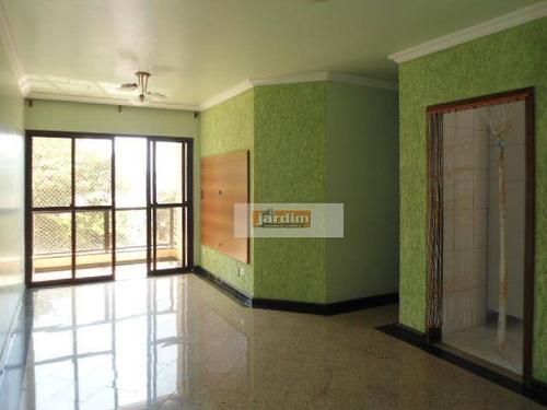 Imagem 1 de 15 de Apartamento Residencial À Venda, Rudge Ramos, São Bernardo Do Campo. - Ap3274