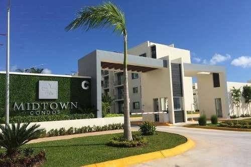 Departamento En Midtown Cancun En Venta Cerca Av Huayacan