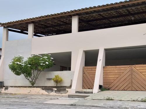 Casa Com 5 Quartos, 330m2, À Venda - Vila De Abrantes (abrantes) - Camaçari - 189