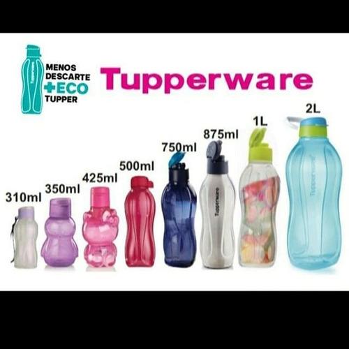 Botilitos Para Agua, Botellas Tupperware Tamaño Variable