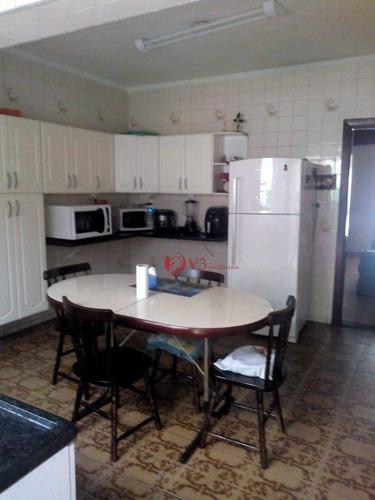 Sobrado À Venda, 74 M² Por R$ 510.000,00 - Vila Gomes Cardim - São Paulo/sp - So0267