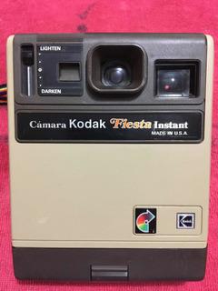 Cámara Fotográfica Antigua Kodak