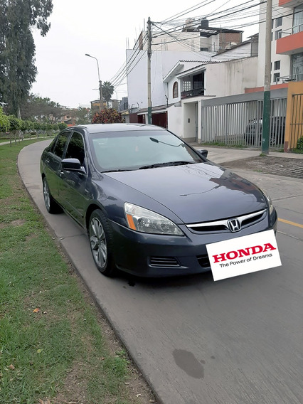 Honda Accord 2007 Americano