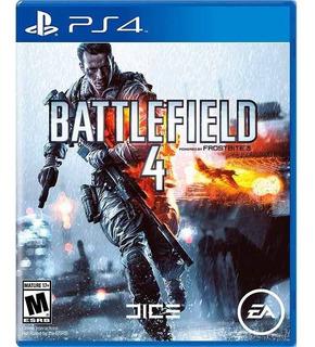 Battlefield 4 Ps4 Fisico Nuevo Original Sellado