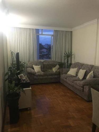 Apartamento À Venda, 85 M² Por R$ 650.000,00 - Perdizes - São Paulo/sp - Ap41632
