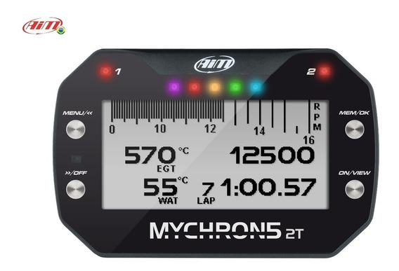 Mychron5 2t Aim Painel De Kart Telemetria Similar Ao Alfano