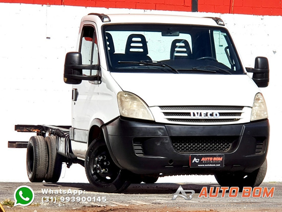 Iveco Daily Chassi 55c16 Oportunidade!