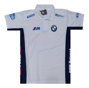 489674d1c07d0 Camisa Polo Bmw Branca - Pólos com o Melhores Preços no Mercado ...