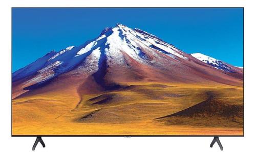 """Smart TV Samsung Series 6 UN58TU6900KXZL LED 4K 58"""" 100V/240V"""