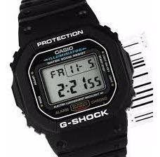 Relógio Casio G Shock Dw-5600e-1vdf Provga D