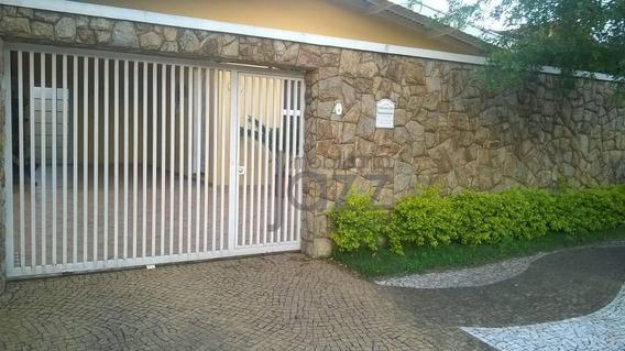 Casa Residencial À Venda, Barão Geraldo, Campinas. - Ca4265