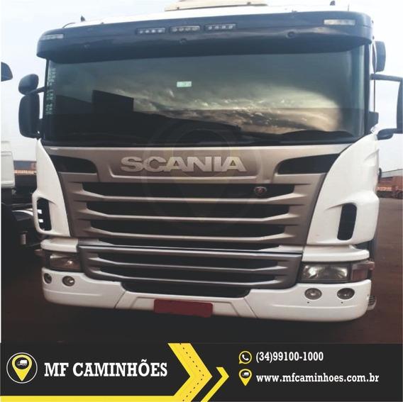 Especial Sc 124 G 420 6x4 2011 (revisado E Com Garantia)
