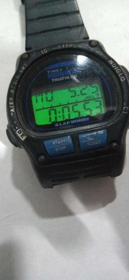 Relógio Timex Ironman Triathlon - 8lap Memory