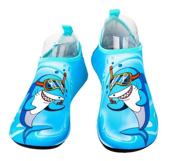 Zapatos Natación Niños Playa Alberca Niños 4mybebe