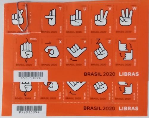 Selos Carta Simples