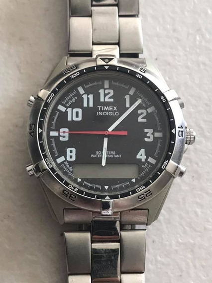 Reloj Timex Indiglo Cr2016 Cell