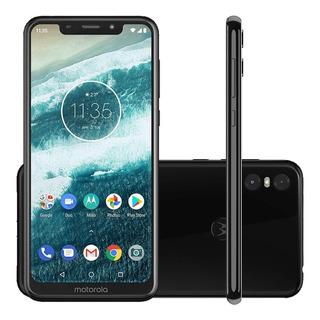 Smartphone Motorola One Xt1941-3 Preto 64gb