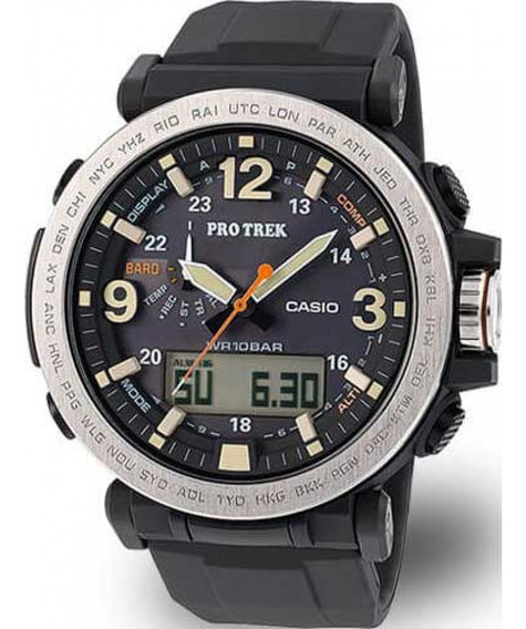 Relógio Casio Protrek Prg 600 1cr
