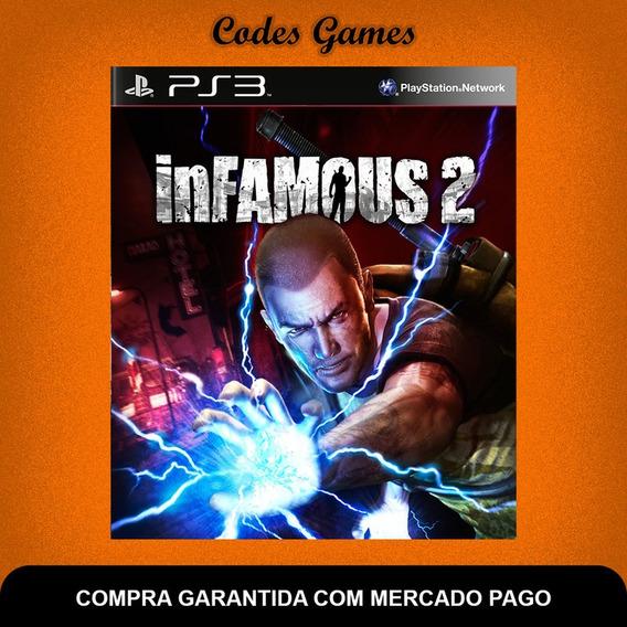 Infamous 2 - Português - Ps3 - Pronta Entrega