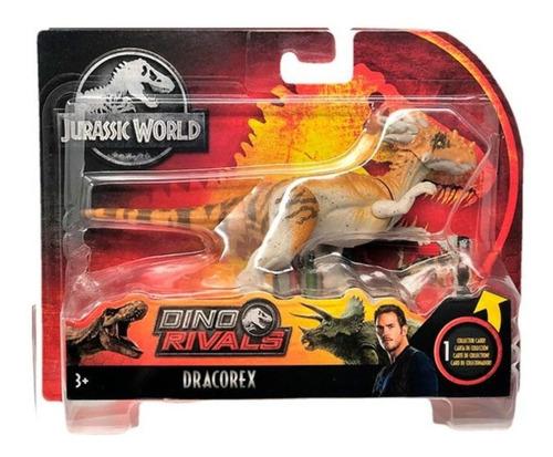 Imagem 1 de 6 de Jurassic World Dracorex Dino Rivals Mattel
