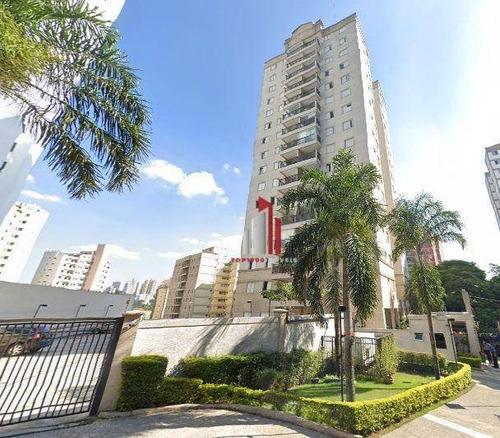 Imagem 1 de 17 de Apartamento À Venda, 76 M² Por R$ 630.000,00 - Jardim Colombo - São Paulo/sp - Ap1824