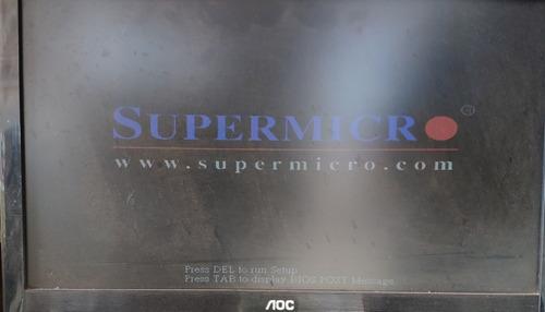 Servidor Supermicro 02 Xeon