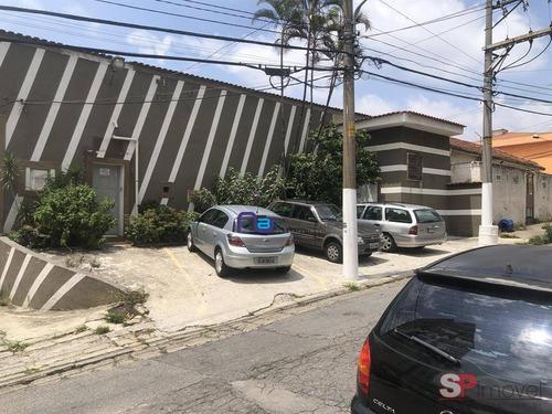 Imagem 1 de 11 de Galpão  1600 M² Por R$ 15.000/mês - Vila Prudente - São Paulo/sp - Ga0894