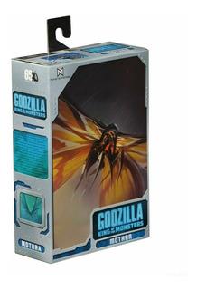 Figura De Acción Mothra - Godzilla King Of The Monsters Neca