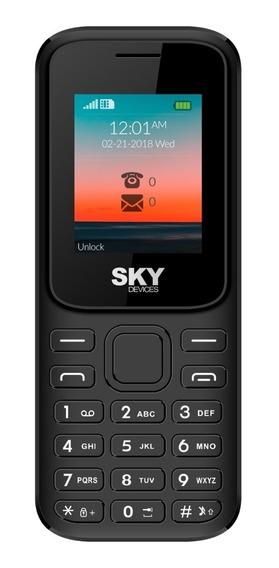 Celular Libre Barato Dual Sim Sky F Cámara Fm Gtia Nuevo!