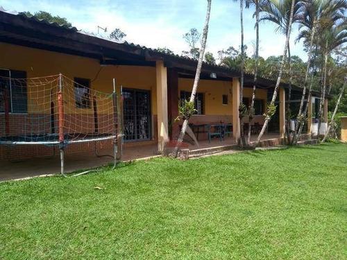 Chácara À Venda, 4500 M² - Biritiba Ussu - Mogi Das Cruzes/sp - Ch0006