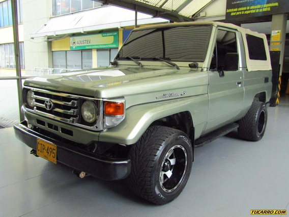Toyota Land Cruiser Fzj 43