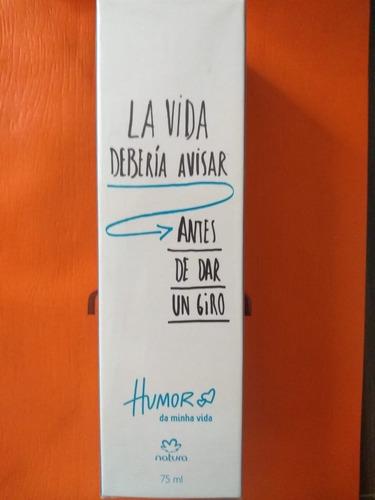 Humor Da Minha Vida Fragancia Femenina - mL a $933
