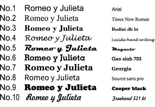 Nombres O Palabras De 4 Letras En Fibrofacil X 10 Cm De Alto Mercado Libre