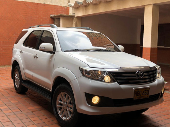 Fortuner 4x2 Automatica 2014