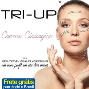 Tri-up Plus 90gr Creme Cirúrgico Rugas Flacidez Frete Grátis