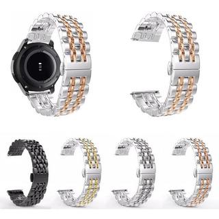 Pulseira Metal 7 Elos Para Galaxy Watch Active 2 44mm