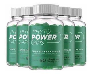 Phyto Power Caps 5 Unidades original