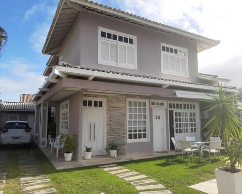 Imagem 1 de 29 de Casa Em Condomínio Para Venda Em Camaçari / Ba No Bairro Abrantes - Pm - 68472460